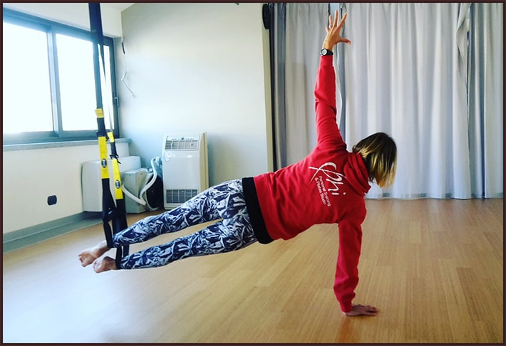 Foto della palestra di Pilates Studio Phi
