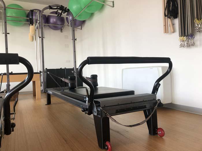 Attrezzo di Pilates Reformer